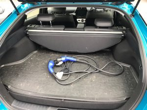 prius phev boot space