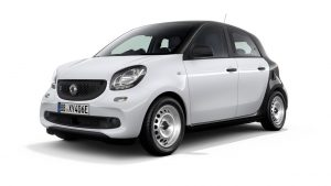 Smart EQ ForFour white
