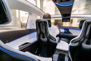 Mercedes EQ S Interior