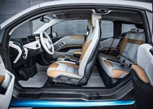 bmw i3 side doors openend