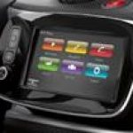 Smart EQ forfour touchscreen
