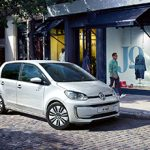 VW e-up! profile