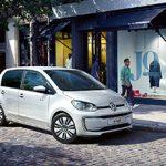 VW e-up! profile