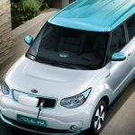 kia soul EV charging feature image