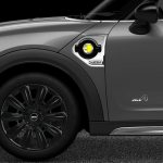 mini countryman S E phev side