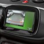 smart eq forfour rear camera