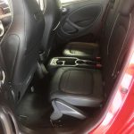 smart eq forfour rear seats