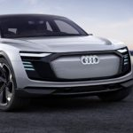 Audi elctric and hybrid vehicles