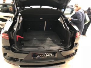 jaguar ipace boot