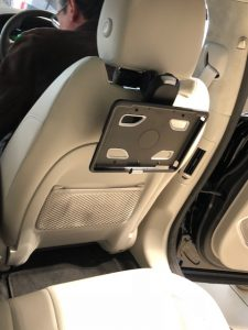 jaguar ipace rear seats