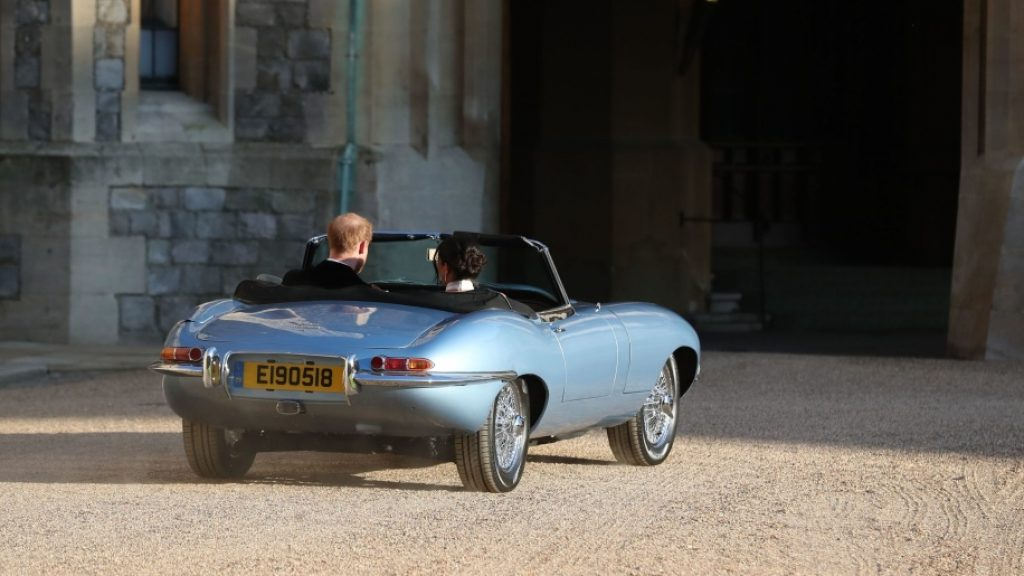 e-type zero electric car