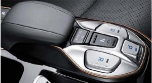 hyundai ioniq shift by wire