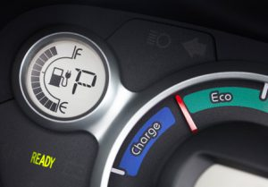 peugeot ion battery charge indicator