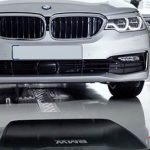 BMW grounpad wireless hybrid car charger