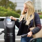 electric car charger network