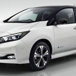 Nissan Leaf 2018 electric vehicle sales