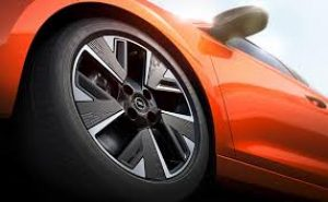 corsa-e alloy wheels