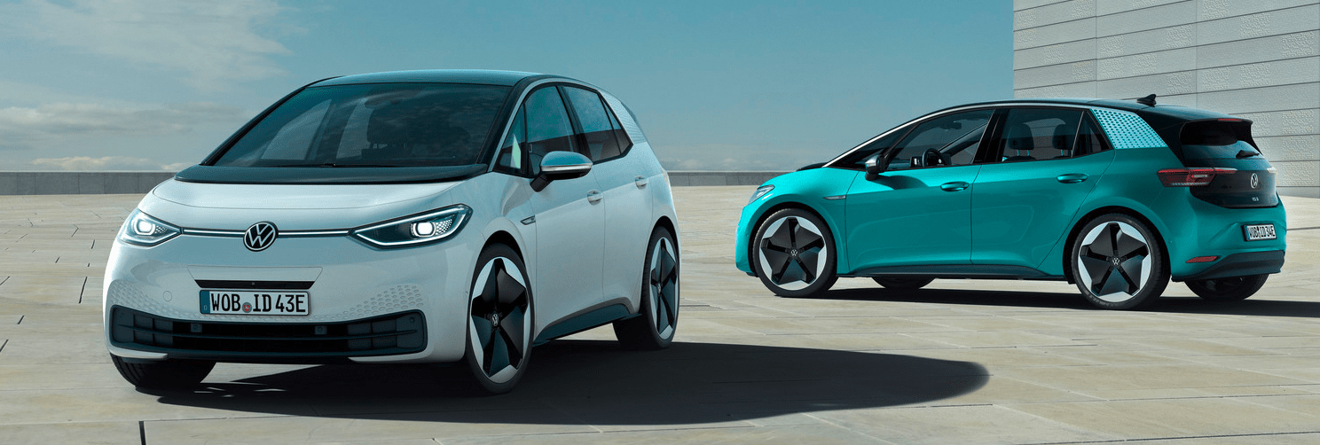 VW electric charger deal